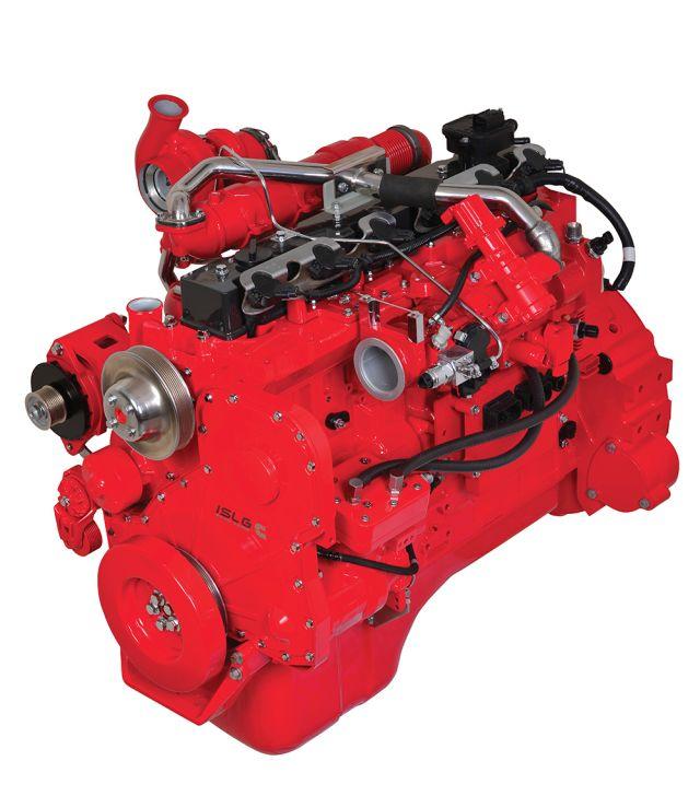 Cummins Westport Introduces 2018 Natural Gas Engines