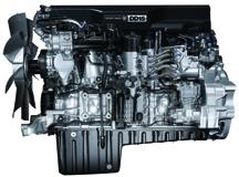 Detroit Diesel DD15 Debuts: Better Fuel Economy, Performance