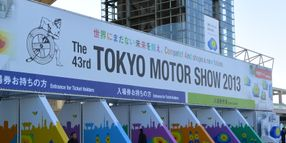Tokyo Motor Show: Commercial Vehicles Are Back to Basics