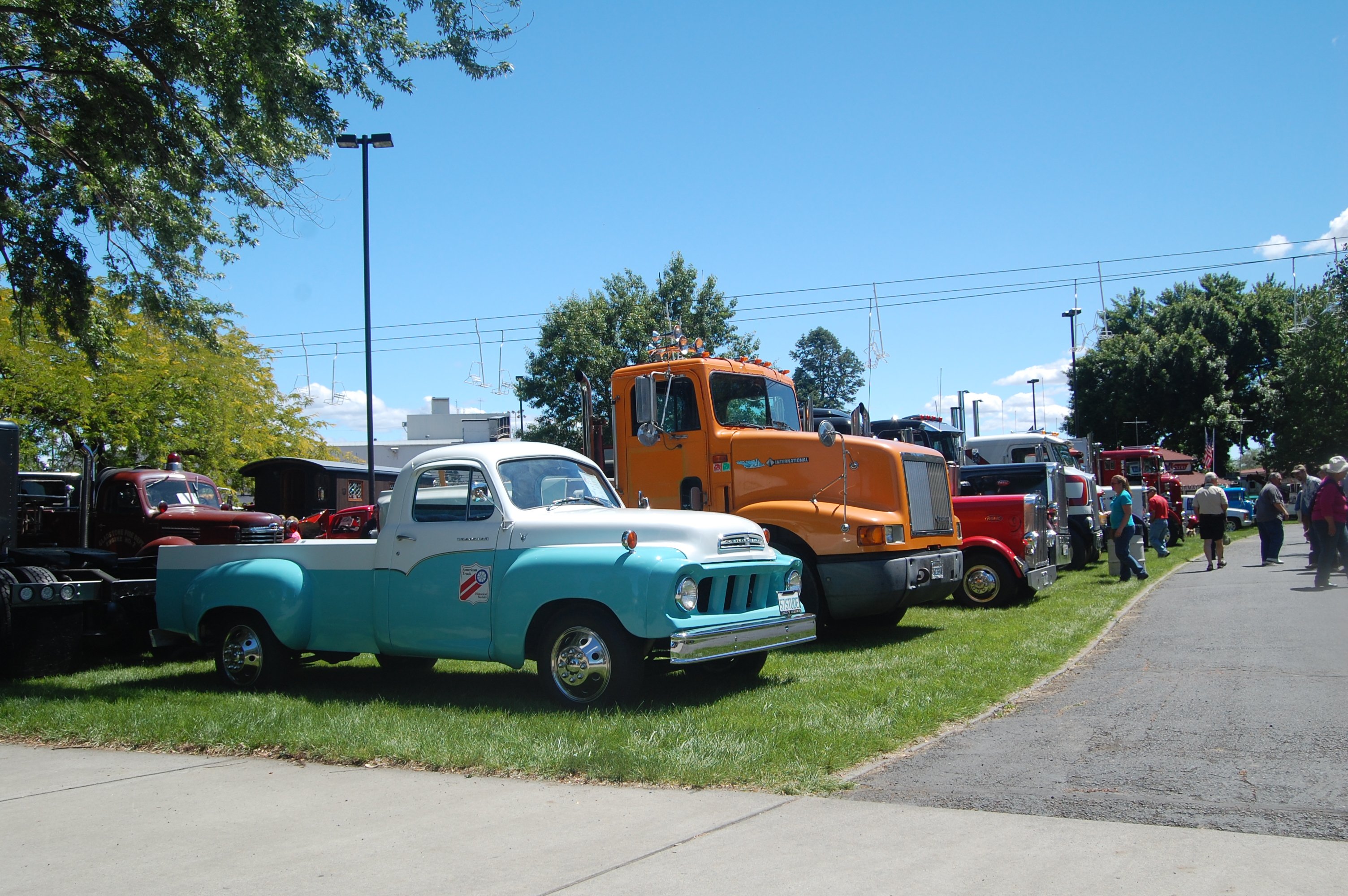 American Truck Historical Society's National Convention and Antique Truck Show Set for May