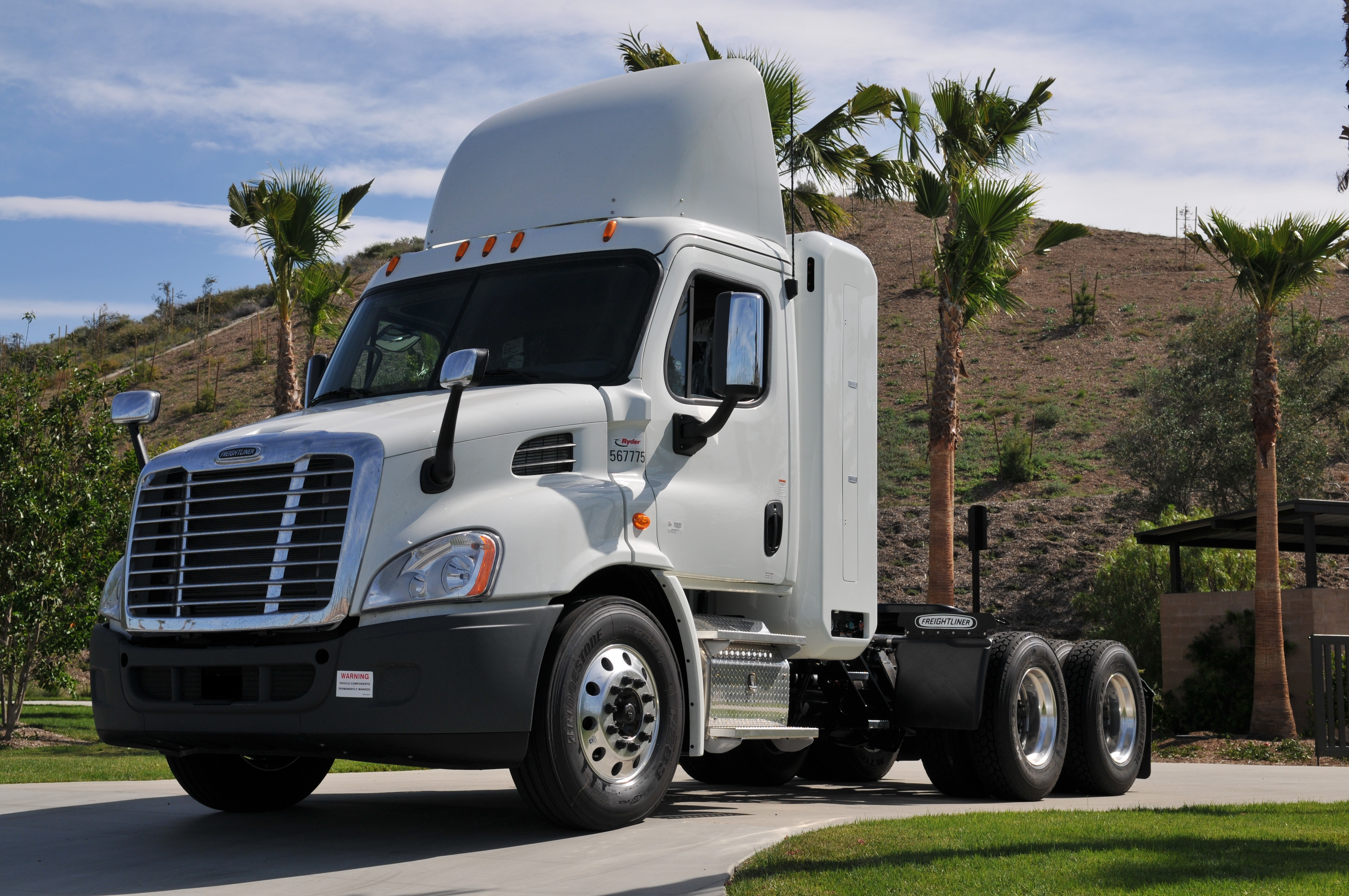 Ryder Leases NGVs to Arkansas Fleets
