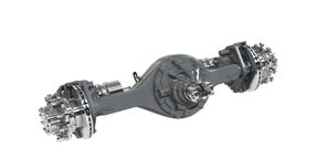 Dana Launches Spicer S172 Series Single & Tandem Drive Axles