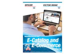 Dana Updates Aftermarket E-Commerce Platform
