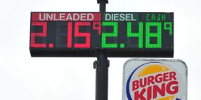 Diesel, Gasoline Prices Continue to Fall