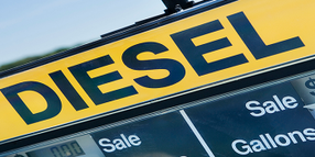 Diesel Prices Fall After Six Weeks of Hikes
