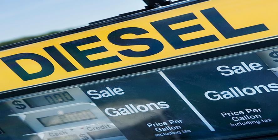 U.S. Diesel Demand to Decline After 2015