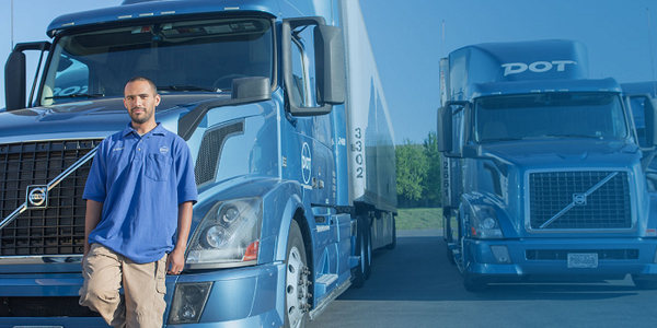 Dot Transportation has announced a new pay increase for all of its drivers. Photo via Dot...
