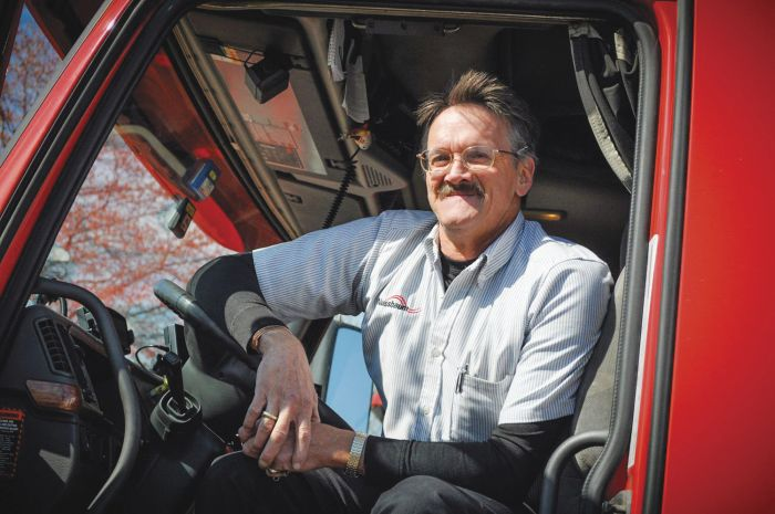 Choppy Freight Reduces Driver Turnover Rate