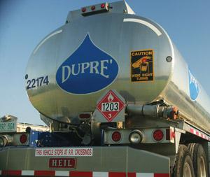 Dupre Expands Fuel Hauling Services Into Dallas