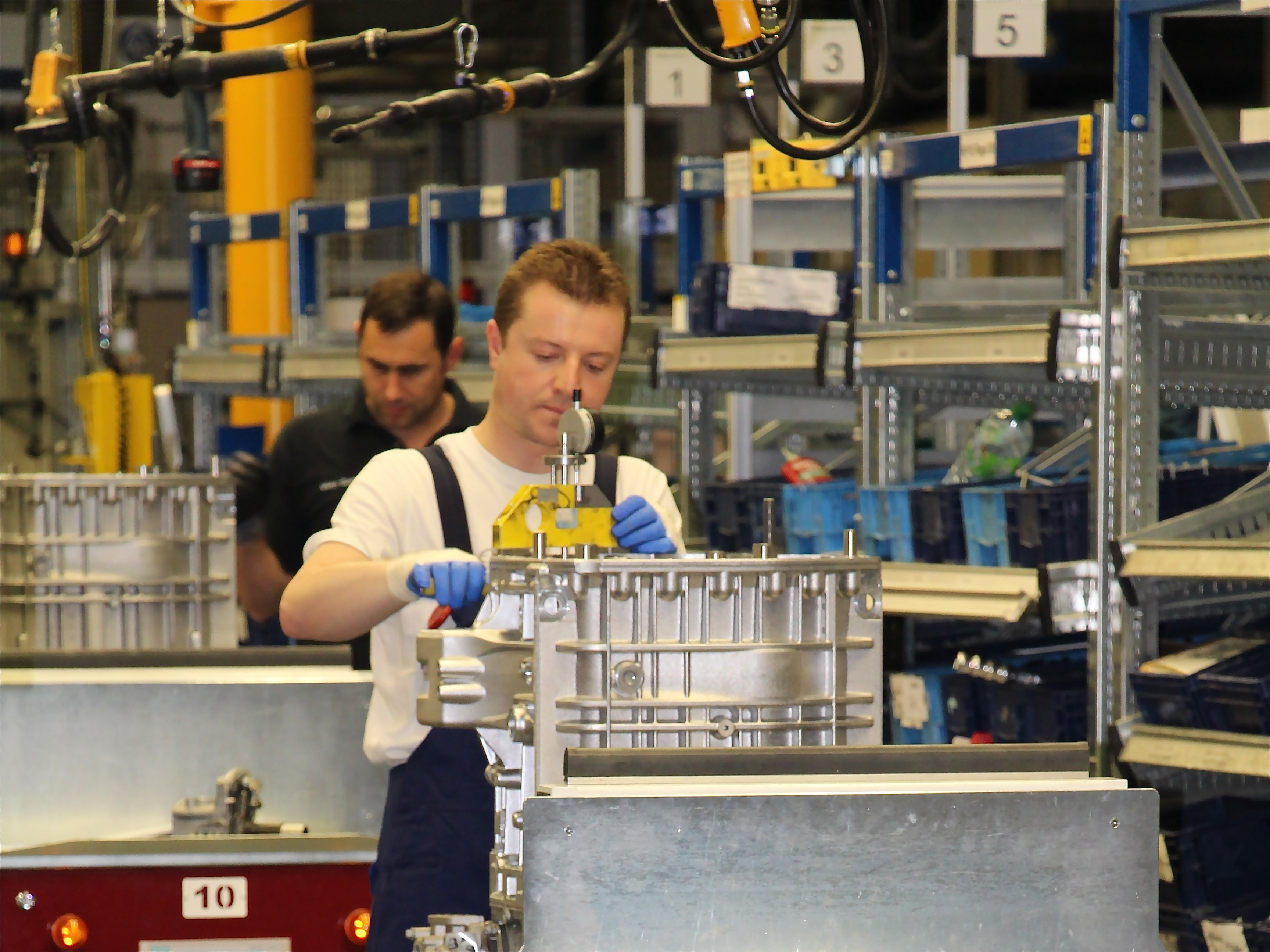 Economic Watch: Manufacturing, Construction at Highest Level in Years