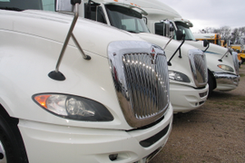Truck Orders Slow in June, As Expected