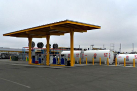 Renewable Diesel Reduces Ore. Utility's Maintenance Costs