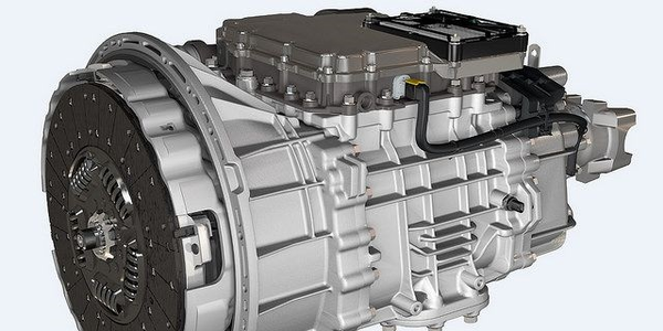 Eaton's Endurant 12-speed automated transmission. Photo: Eaton