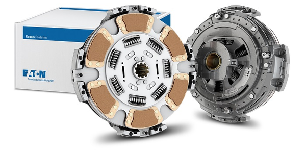 Eaton has improved its EverTough line of aftermarket clutches to streamline maintenance and...