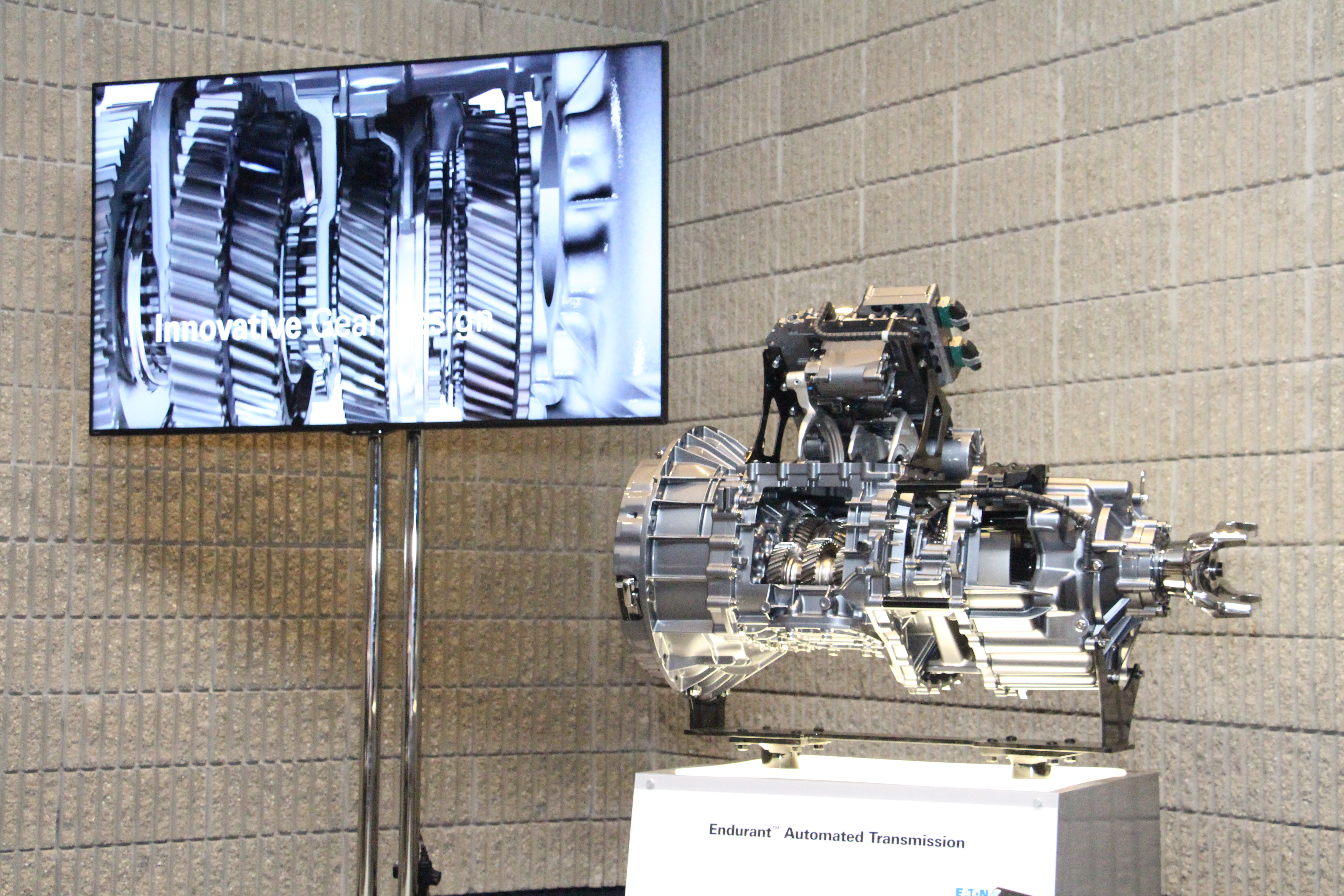 Eaton Cummins Automated Transmissions Recalled for Software
