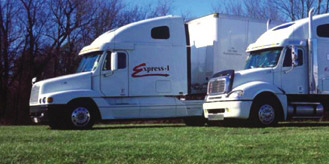 Express-1 has been honored as the 2010 Expedited Carrier of the Year.