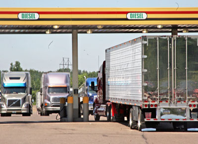 EPA Has Big Ambitions for New Heavy Duty Fuel Economy Standards