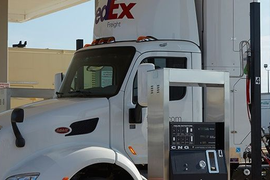 FedEx Freight Invests in Oklahoma City Facility CNG Infrastructure
