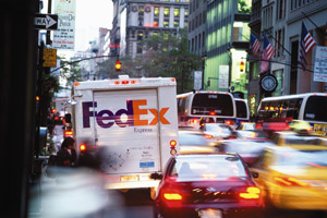 FedEx Express plans to use the new vehicles at a Bronx, N.Y. station.