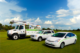 Green Strategy Discussions Kick Off Work Truck Show
