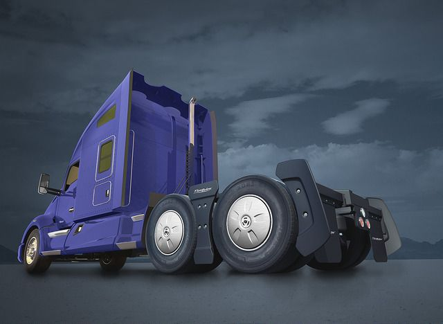 Kenworth Offers Several New Options for T680 and T880