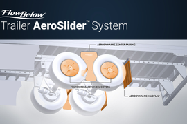 FlowBelow Offers Aero Product for Trailer Tandems