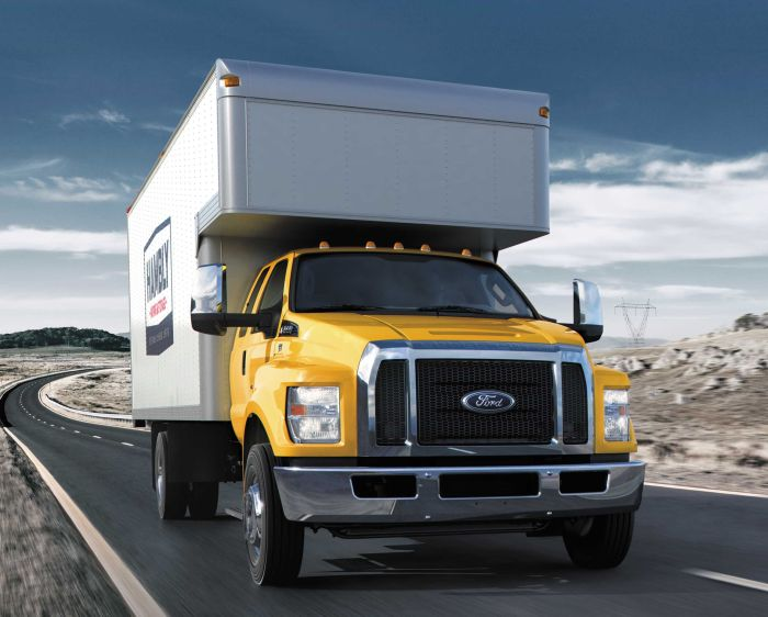 2018 Ford F-650, F-750 Receive Performance and Service Updates