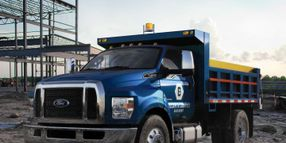 Ford Extends F-650/F-750 V-8 Diesel's Range