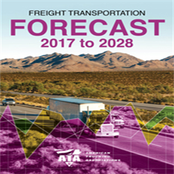 ATA Forecasts Steady Rise in Truck Tonnage Over Next Decade