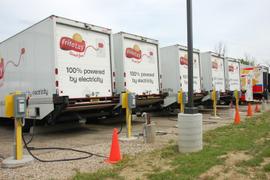 Frito-Lay Brings Fleet Sustainability Program to Ohio