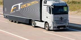 Daimler Trucks Unveils Long-Term Plan for Autonomous-Driving Trucks