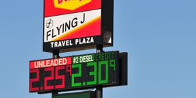 Weekly Diesel Prices Show Little Change