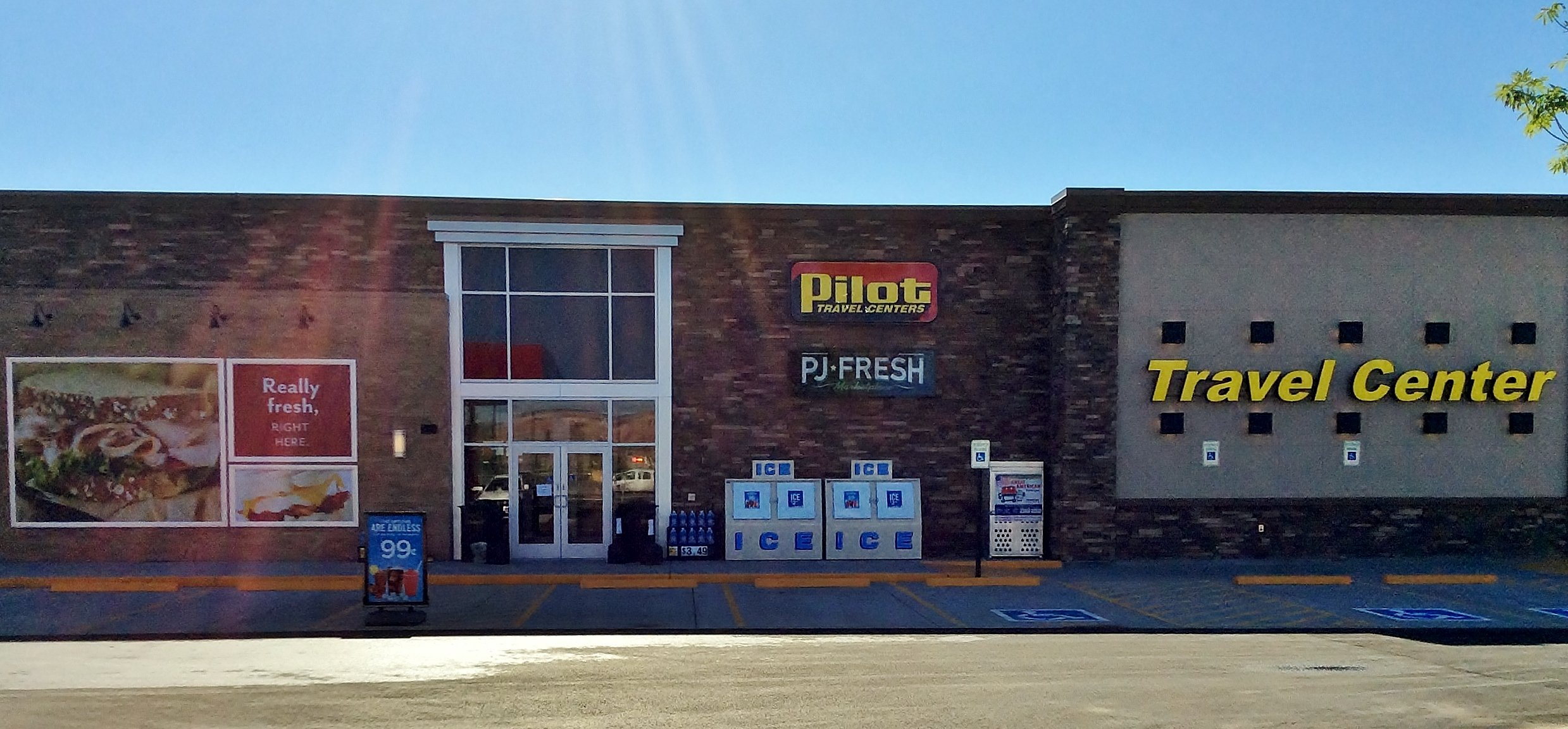 Pilot Flying J Opens Four New Locations