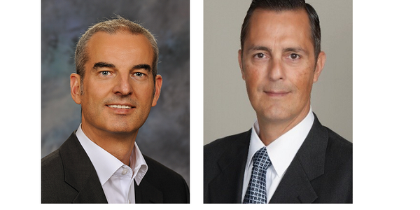 Axel Gros and Jim Stevenson have been appointed as vice presidents of manufacturing for Great...