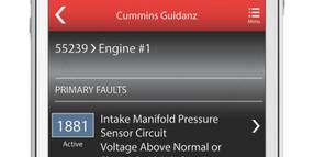 Cummins to Offer Engine Maintenance Notifications