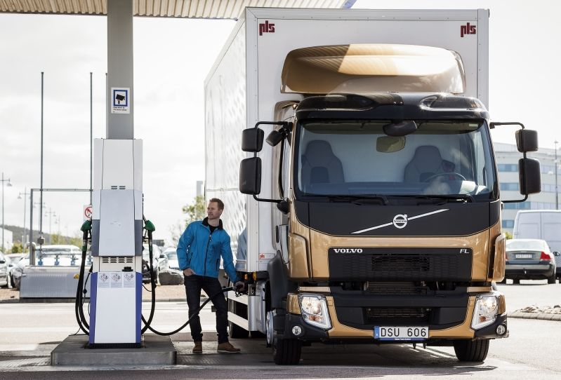 Volvo Trucks Certifies Euro 5 Engines for HVO Fuel