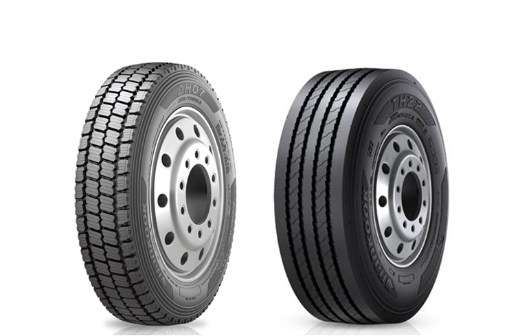 Hankook Releases 2 Truck and Trailer Tires