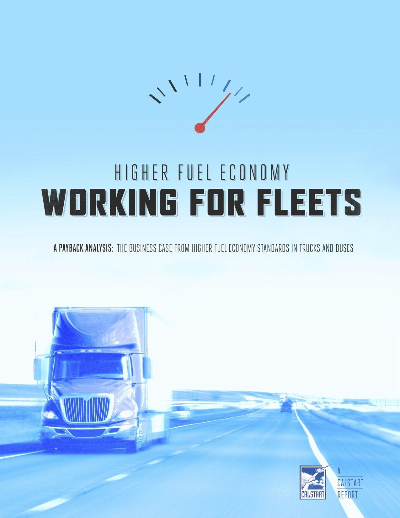 Truck Fleets Support Higher Fuel Efficiency Standards