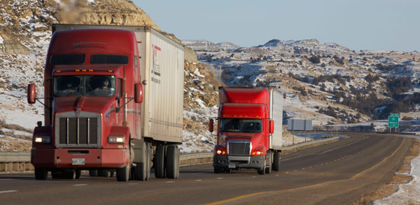 Driver Turnover Rises in First Quarter