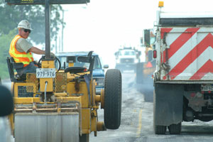 New report says fuel taxes are no longer the best way to pay for highway construction.