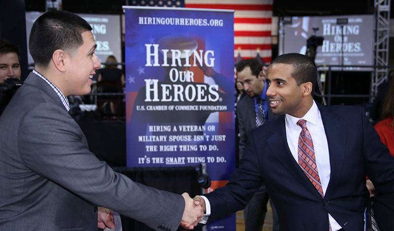ATA Commits to Hiring 100,000 Veterans