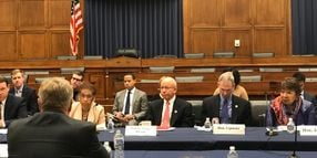 House Committee Hears Testimony on Autonomous Truck Tech