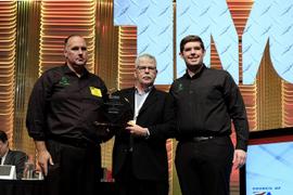 Hyliion HE Drive Axle Wins Technical Achievement Award