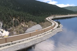 Next Phase of I-90 Construction Under Way in Washington