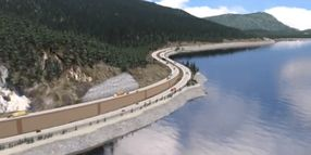 Next Phase of I-90 Construction Under Way in Washington