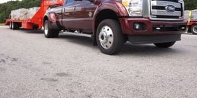 2015 Diesel Pickups Show Power, Comfort at Ford Drive Event