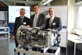Daimler Launches Production of DT12 Automated Manual Transmission