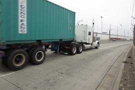 Clean Air Plan Encourages Cleaner Vehicles at SoCal Ports
