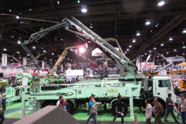 Pumper Truck Market Revival Evident at World of Concrete