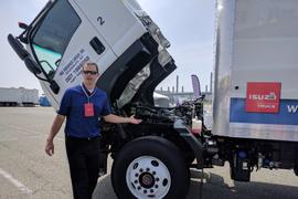 Isuzu FTR Test Drive Addresses 4-Cylinder Engine Questions
